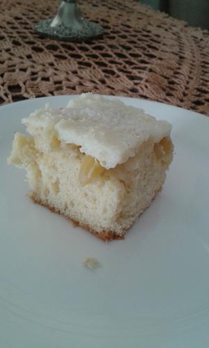 Receita de Bolo Gelado de Abacaxi com Coco