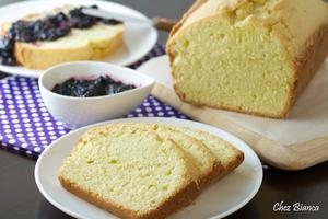 Receita de Bolo Inglês (Pound Cake)