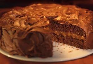 Receita de Bolo Suíço de Chocolate