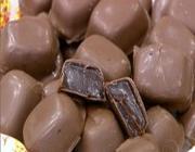 Bombom Caramelos de chocolate no Mais Você