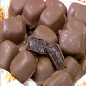 Receita de Bombom Caramelos de chocolate no Mais Você