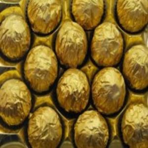 Receita de Bombom tipo Ferrero Rocher