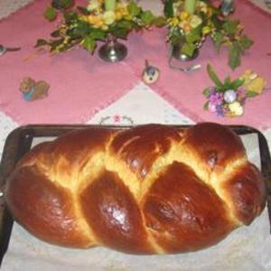 Receita de Brioche na Máquina de Pão