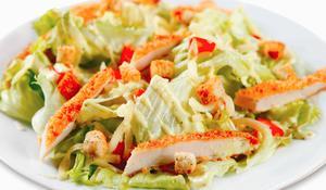 Receita de Caesar Salad