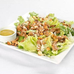 Receita de Caesar Salad com Frango