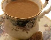 Café com Laranja e Baunilha