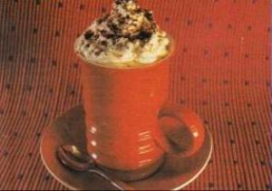 Receita de Café dos Alpes