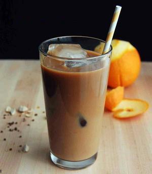 Receita de Café Cremoso com Laranja