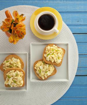 Receita de Café da Manhã Especial