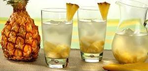 Receita de Caipirinha de Água de Coco