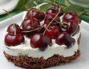 Cake de Chocolate com Coco