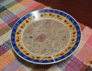 Caldinho de feijão com espaguetinho