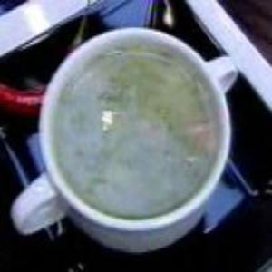 Receita de Caldo verde do Edu Guedes