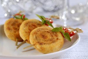 Receita de Canapé Crocante Wickbold