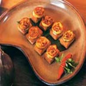 Receita de Canapé de banana-da-terra
