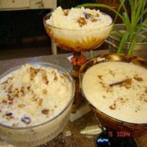 Receita de Canjica com amendoim ou com coco e leite condensado