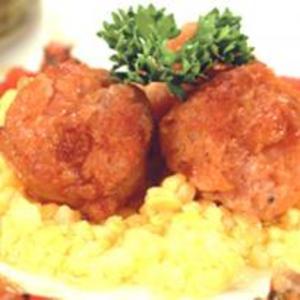 Receita de Canjiquinha com linguiça de frango
