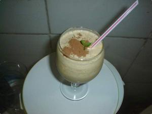 Receita de Cappuccino Ice