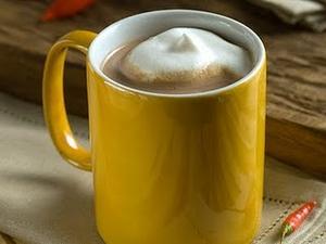 Receita de Cappuccino Picante