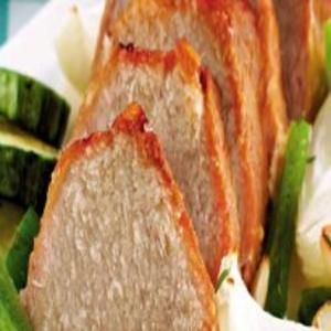 Receita de Carne Assada com Abobrinha