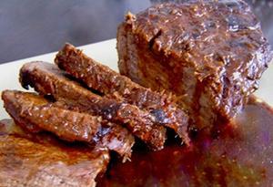 Receita de Carne de panela ao molho de cebola