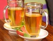 Chá de Pera com Nata
