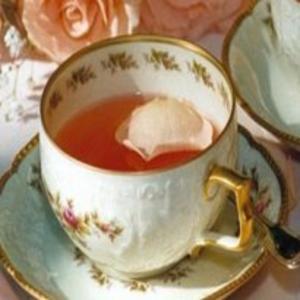 Receita de Chá de rosas