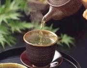 Chá Verde com Cidreira