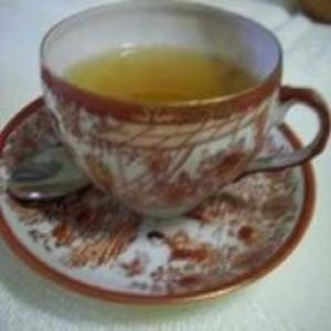 Receita de Chá verde com gengibre