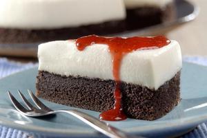 Receita de Cheesecake Chocomousse
