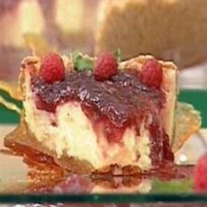 Receita de Cheesecake de Framboesa no Microondas