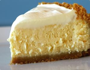 Receita de Cheesecake de inhame