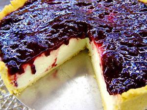Receita de Cheesecake Diet