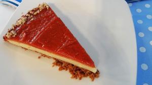 Receita de Cheesecake Saudável