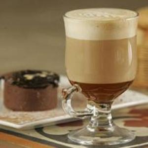 Receita de Chocolate latte