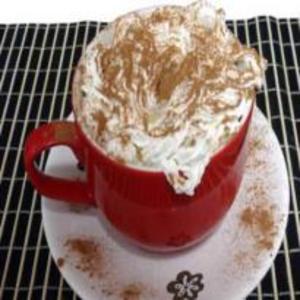 Receita de Chocolate quente especial
