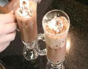 Chocolate quente ligeirinho