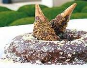 Colomba de Chocolate