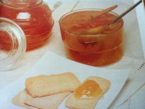Receita de Compota de melão