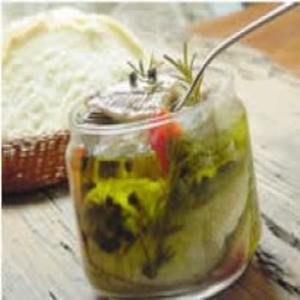 Receita de Conserva de Sardinha no Azeite de Oliva