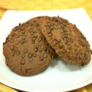 Receita de Cookie de Chocolate para a Páscoa
