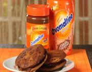 Cookie de Ovomaltine com Castanha-do-Pará