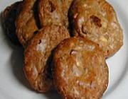 Cookies com Amendoim e Chocolate