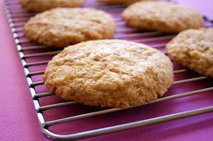 Receita de Cookies de Coco (Veganos)