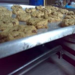 Receita de Cookies tradicionais