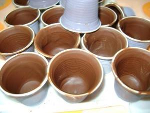 Receita de Copinho de café com chocolate