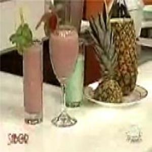 Receita de Coquetel de Abacaxi