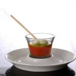 Receita de Coquetel de insalata caprese