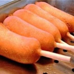 Receita de Corn Dog