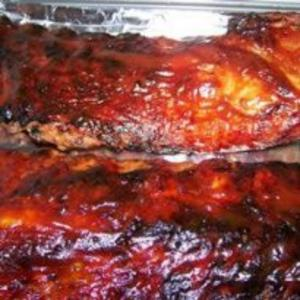 Receita de Costela de Porco com Molho Barbecue